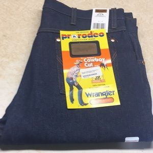 Other - Wrangler rodeo jeans 37x36 NWT